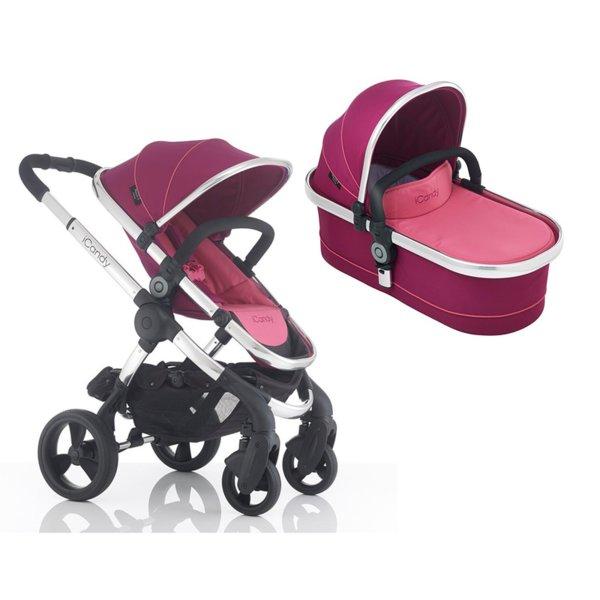 Детска количка 2в1 Peach 3